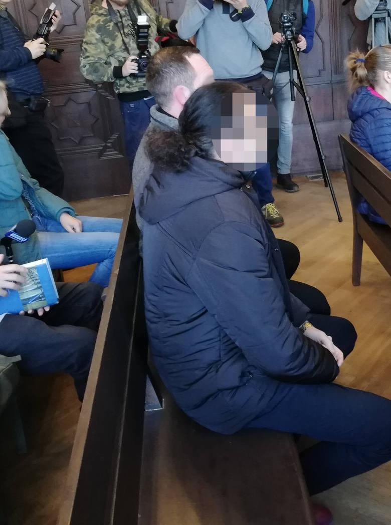 Janusz S., były szef Domaru, zeznawał jako świadek w procesie o zabójstwo pod PZU w Bydgoszczy