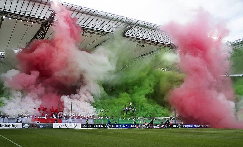 Legia Warszawa tylko zremisowała z ostatnią w tabeli grupy mistrzowskiej Pogonią Szczecin 1:1. Stołeczny zespół stracił w ten sposób pozycję lidera i