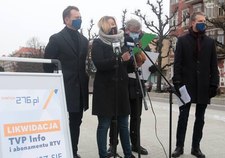 Posłowie PO chcą likwidacji TVP Info i abonamentu RTV. Rozpoczęli zbieranie podpisów