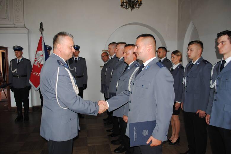 Święto Policji na zamku w Golubiu-Dobrzyniu