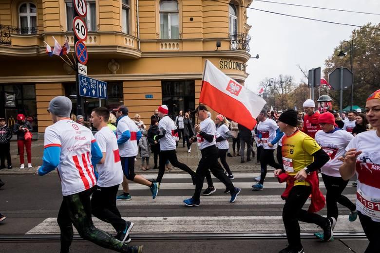 1276 zawodników stanęło na starcie tegorocznego Bydgoskiego Biegu Niepodległości 2018, którego organizatorem jest Aktywna Bydgoszcz. Biegacze rywalizowali