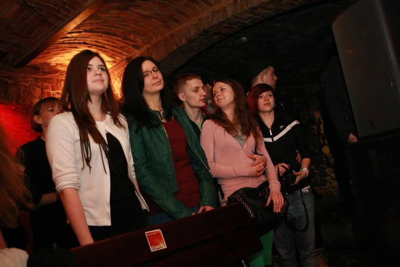 Koncert zespołu Indios Bravos w Słupsku