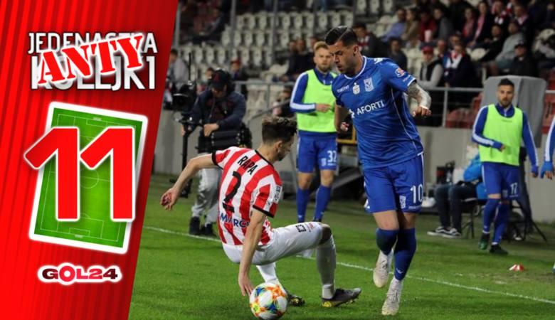 Raków Częstochowa i ŁKS Łódź powoli podzielają los beniaminków z poprzedniego sezonu. Jak na razie Ekstraklasa okazuje się być dla nich zbyt mocna. Czarne