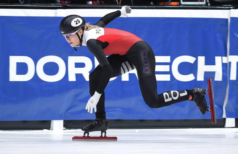 Natalia Maliszewska w dobrej formie na zawodach Pucharu Świata w Dordrechcie