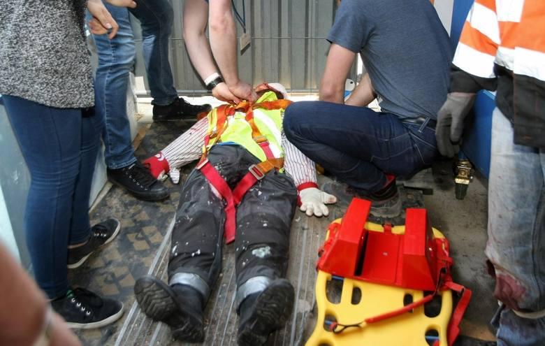 Od stycznia do września 2018 r. w Polsce doszło do ponad 55 tys. wypadków w pracy, w których poniosły śmierć 134 osoby, a 334 zostały ciężko ranne. Zobacz