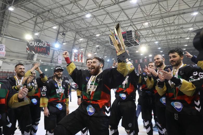 GKS Tychy pokonał Comarch Cracovię i został mistrzem Polski