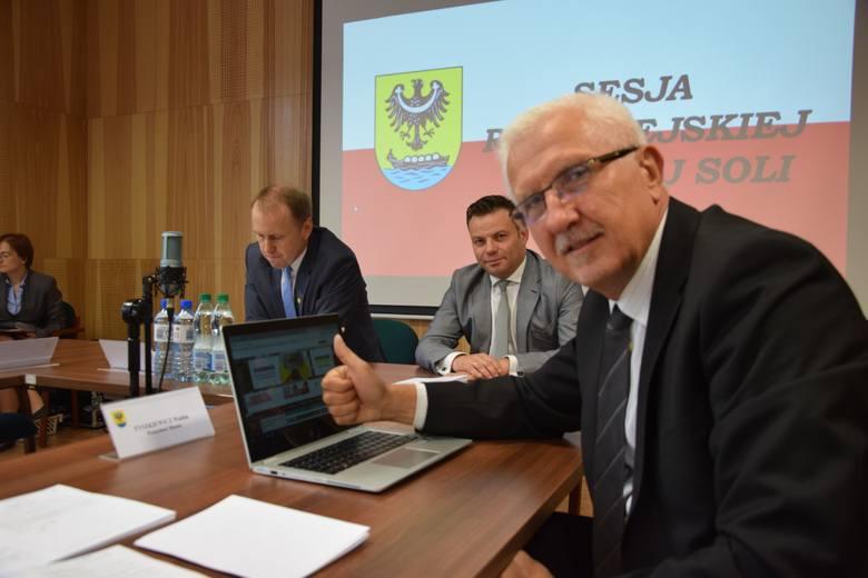 Prezydent Wadim Tyszkiewicz ważne decyzje ogłasza mieszkańcom szybko, na swoim profilu na Facebooku