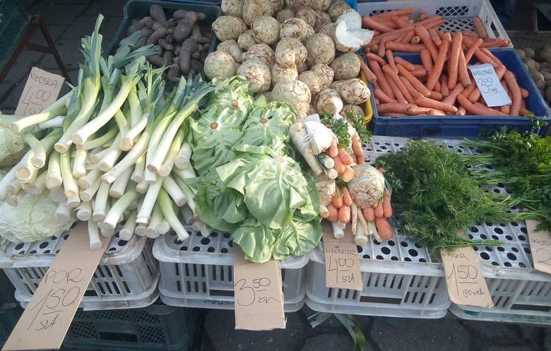 Ceny na ryneczku w Zielonej Górze. Ile kosztują warzywa, owoce, mięso, wędlinyWe wtorek (14 stycznia) sprawdziliśmy ceny warzyw, owoców, mięsa i wędlin
