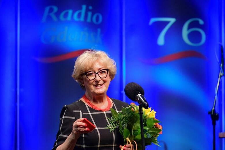 Zdzisława Jarosz, laureatka Bursztynowego Mikrofonu