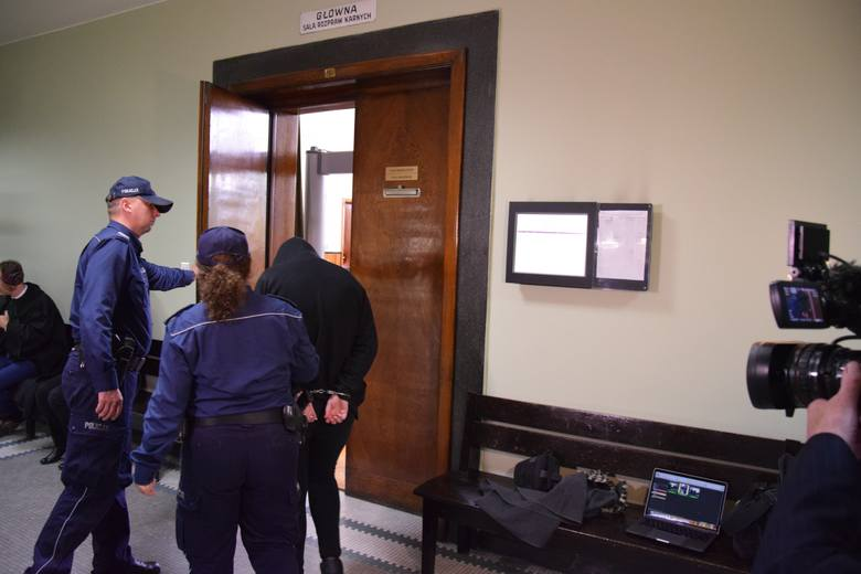 Przed Sądem Okręgowym w Przemyślu ruszył proces 36-letniej Andrei P. oskarżonej o zabójstwo swojego 2-letniego syna.