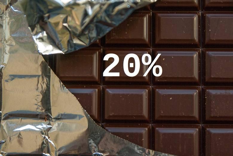 RACZENIE SIĘ CZEKOLADĄChociaż słodycze są uznawane za niezdrowe, czekolada jest jednym w niewielu wyjątków – zwłaszcza, jeśli zawiera co najmniej 60