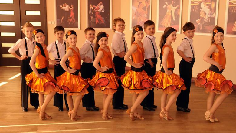 Formacja Bailamos trenuje przed Got to Dance