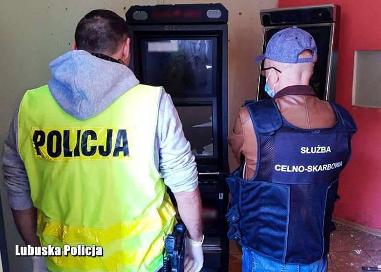 Funkcjonariusze Komendy Powiatowej Policji w Krośnie Odrzańskim i Krajowej Administracji Skarbowej z Gorzowa Wlkp. namierzyli kolejny nielegalny lokal