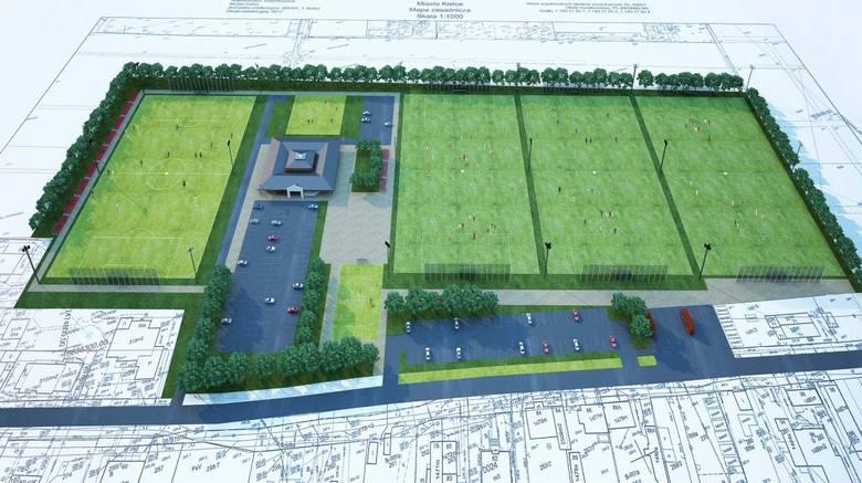 W czwartek, 11 lipca, władze Kielc przedstawiły plan budowy Akademii Piłkarskiej, która może powstać we współpracy z Koroną Kielce. Koncepcja zaprezentowana