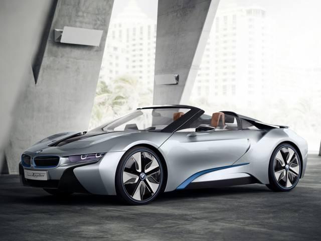 (mm) (aip)Bmw i8 spyder powstało dotychczas tylko w odmianie koncepcyjnej. Jest jednak szansa, że w przyszłości samochód trafi do produkcji.Auto bazujące