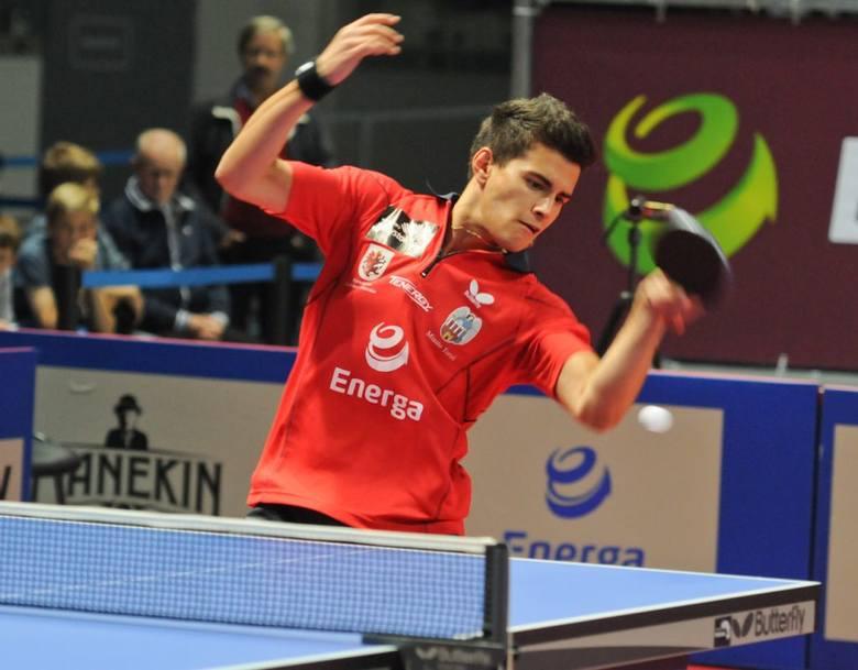 Konrad Kulpa nie zawiódł w pierwszym meczu ligowym z Dojlidami Białystok.