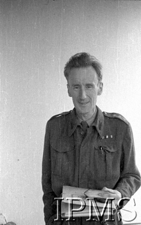Ryc. 5. Rotmistrz Józef Czapski.