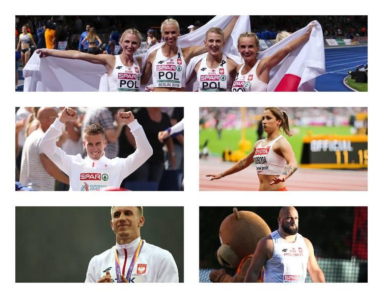 DZIĘKUJEMY! Oto nasi medaliście halowych mistrzostw Europy w lekkoatletyce Glasgow 2019 [ZDJĘCIA]. Pięć złotych medali, dwa srebrne i zwycięstwo w klasyfikacji