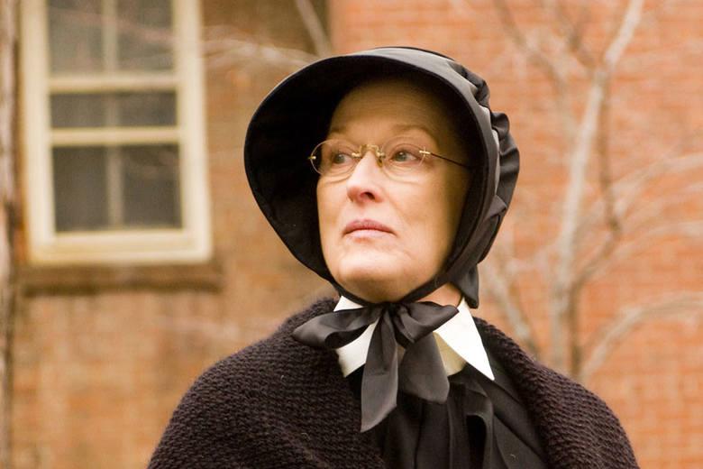 """Meryl Streep w filmie """"Wątpliwość"""" (2008)"""