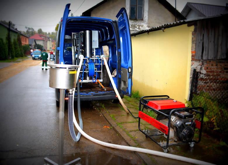 Jaworzno: pierwsza w Polsce mobilna ozonatorka wody jest w jaworznickich wodociągach