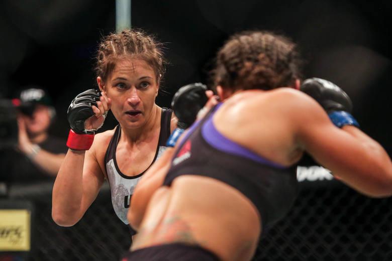 MMA. Karolina Kowalkiewicz wróciła do treningów