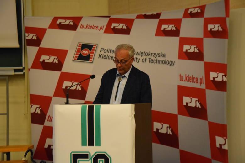 Odbyła się uroczysta akademia z okazji 50-lecia AZS Politechniki Świętokrzyskiej (ZDJĘCIA)