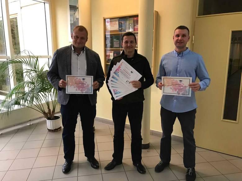 Udział uczniów i studentów w warsztatach został nagrodzony certyfikatami wydanymi przez Europe Code Week.