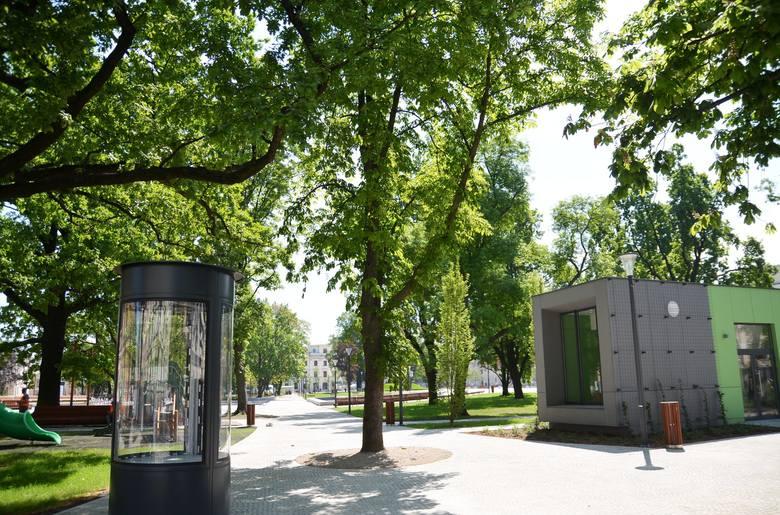 Plac Litewski w Lublinie po remoncie.