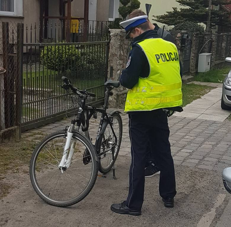 W sobotę w Słupsku policyjna akcja Bicykl i znakowanie rowerów