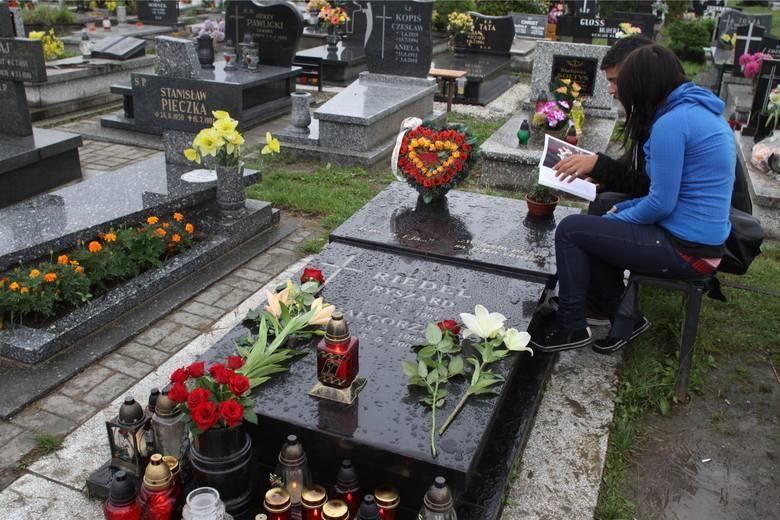 Ryszard Riedel zmarł 30 lipca 1994 r. Jego grób znajduje się w rodzinnych Tychach.