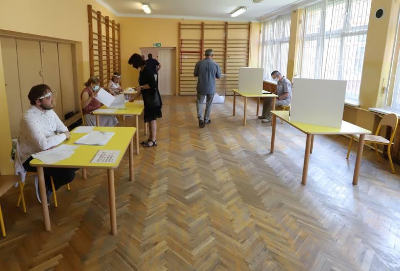 Wybory prezydenckie 2020 w Radomiu. Zobacz raport na bieżąco