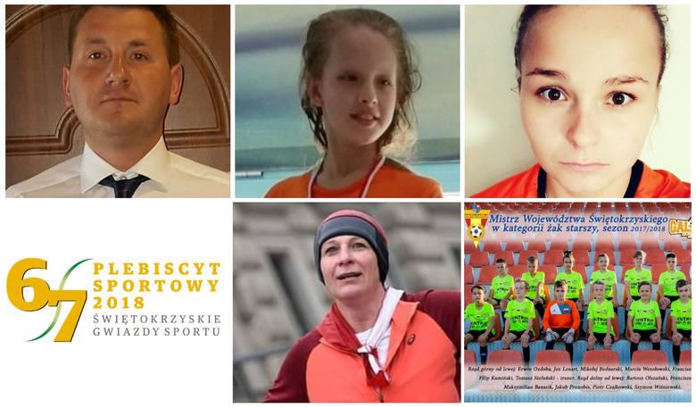 Trwa głosowanie w prestiżowym Plebiscycie Sportowym Echa Dnia! Po raz kolejny wybierzemy najlepszych Sportowców, Talenty, Nauczycieli Wychowania Fizycznego,