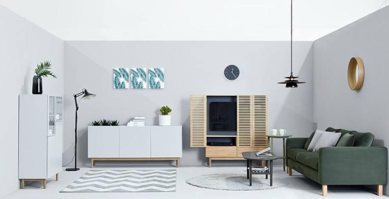 Aranżacja pokoju dziennego w minimalistycznym stylu