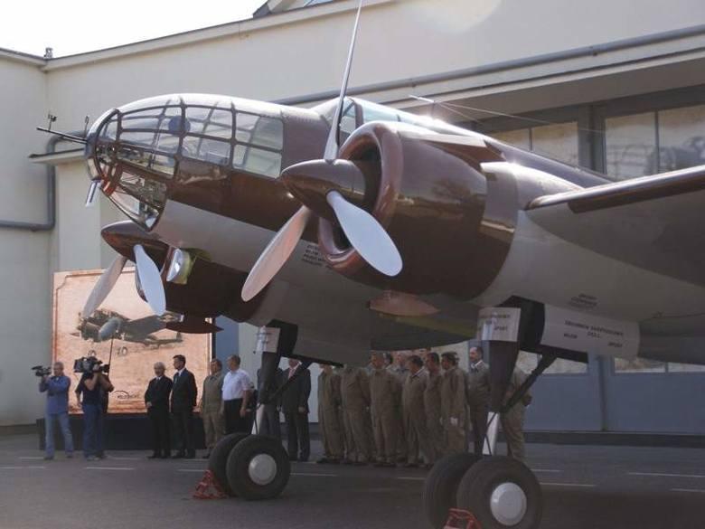 Łoś był dumą polskiego lotnictwa