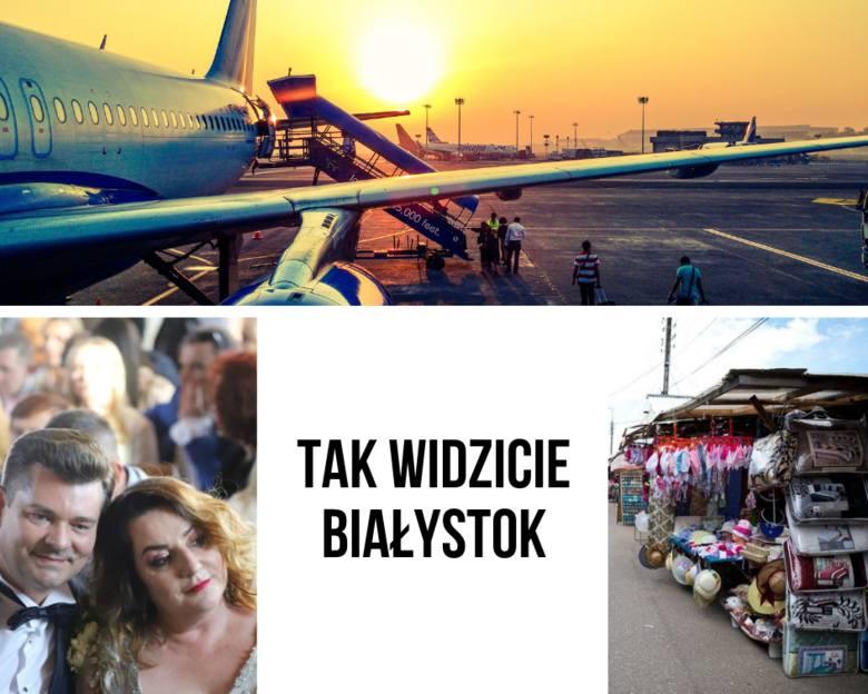 Zapytaliśmy na fanpage'u Kuriera Porannego, z czym kojarzy się Internautom Białystok. Zobaczcie, co nam odpowiedzieli.