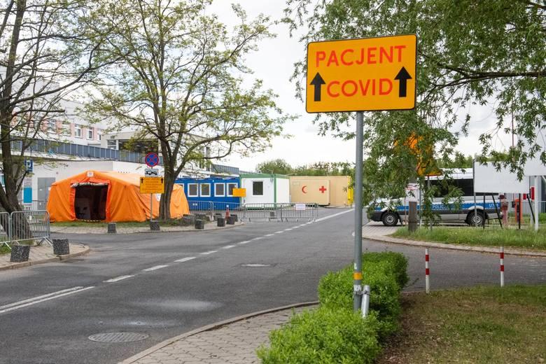 W Polsce działają obecnie 22 jednoimienne szpitale, przeznaczone do leczenie chorych na Covid-19, z czego w Wielkopolsce znajdują się dwa: przy Szwajcarskiej