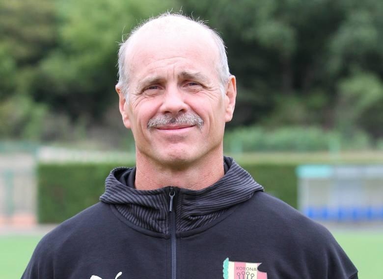 Mirosław Dreszer ma co wspominać...Obecnie jest trenerem bramkarzy Korony Kielce.
