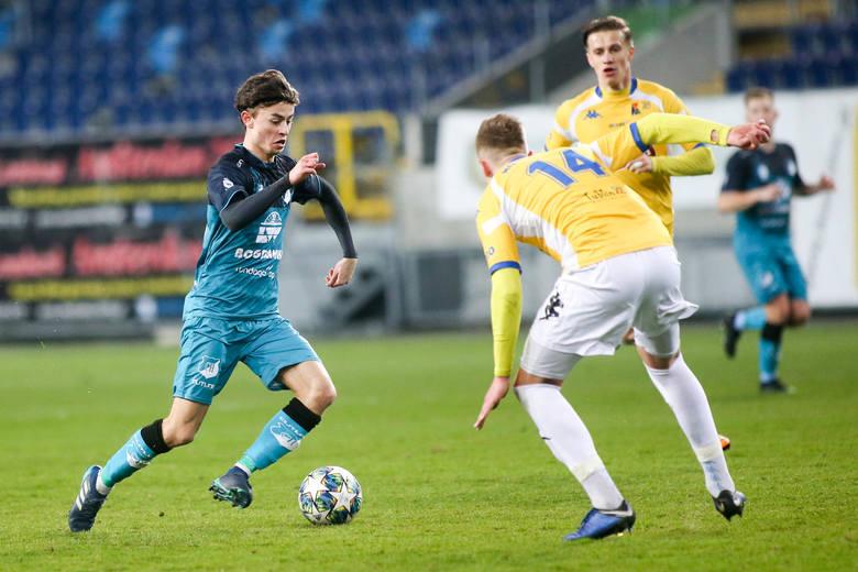 Chełmianka Chełm - 3 liga, grupa IVZespół z Chełma przed zawieszeniem, a w konsekwencji, zakończeniem rozgrywek, zajmował przedostatnie miejsce w tabeli.