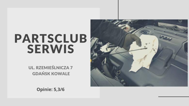 Partsclub SerwisAdres:ul. Rzemieślnicza 7