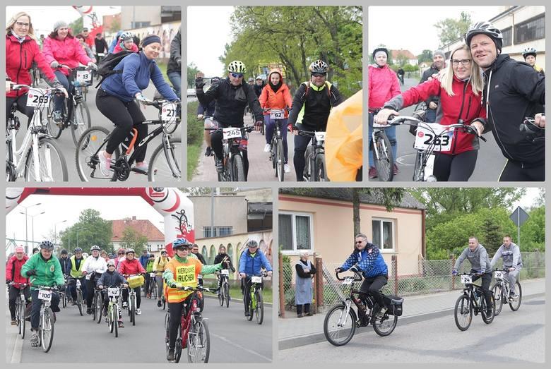Czterysta osób przejechało na dwóch kółkach z przystani wodnej nad Wisłą przy ul. Piwnej we Włocławku do Lubania i z powrotem. Trasa o długości 32 kilometrów