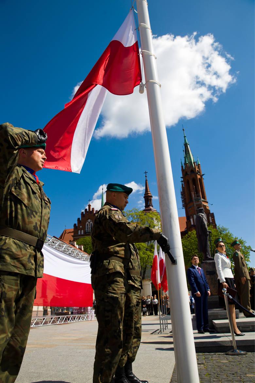 Dzień Flagi - symbolu patriotyzmu, polskości i honoru