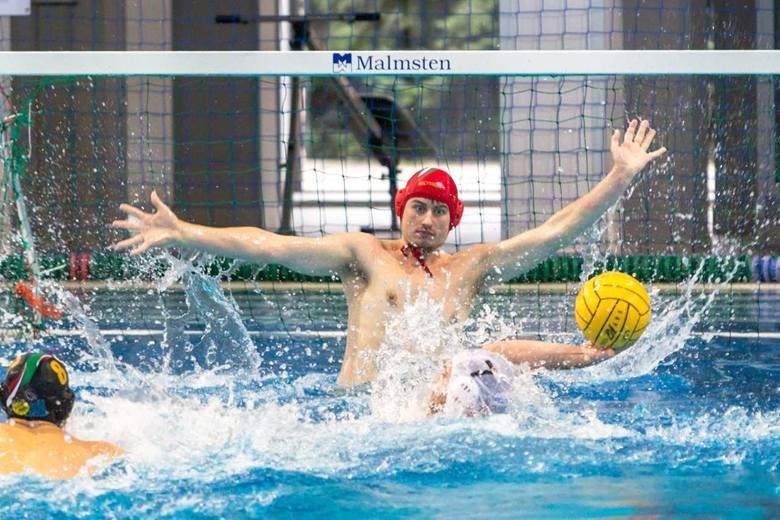 Piłkarze wodni Waterpolo Poznań mają za sobą już świetne otwarcie sezonu