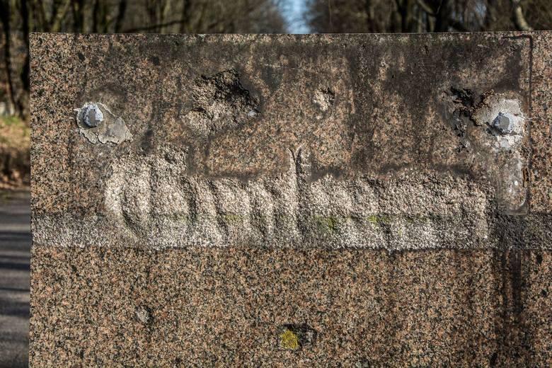 Generał zmarł w Poznaniu 15 września 1843 r. Kamień na jego grobie postawiono dwa lata później. W czasie działań wojennych w 1945 r. został zniszczony.