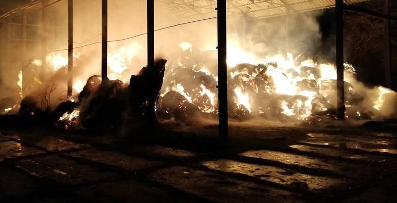 W czwartek o godzinie 22. strażacy z OSP Wizna zostali zadysponowani do miejscowości Sulin-Strumiłowo.Zdjęcia oraz informacje pochodzą z fanpage'a: OSP