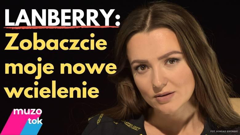 """Lanberry: Artystka stoi za sukcesem wokalistek takich jak Roksana Węgiel i Wiktoria Gabor. Lanberry podbija rynek swoim klipem """"Zew"""""""