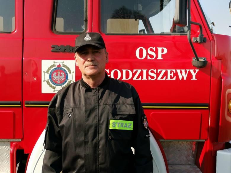 Marek Mularski to najlepszy strażak w naszym województwie