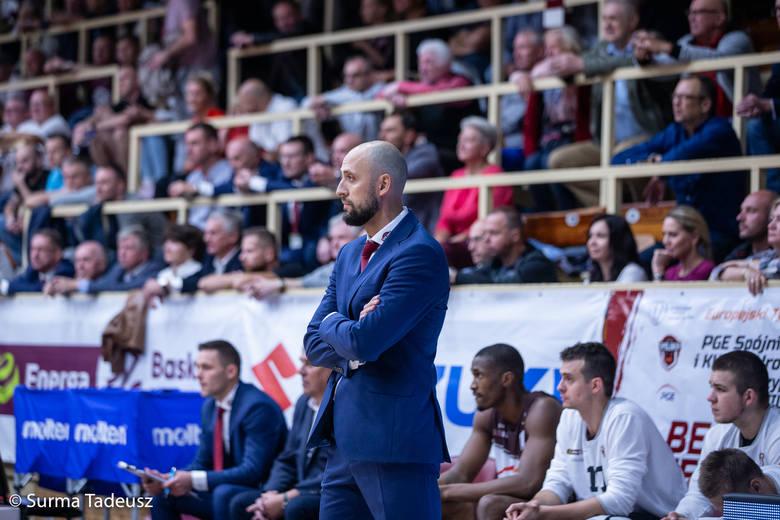 Kamil Piechucki pierwszym trenerem Spójni został w połowie poprzedniego sezonu