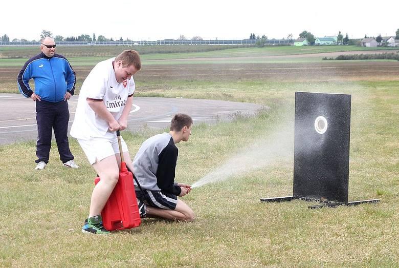 Włocławek.Konkurs wiedzy przeciwpożarowej i ratownictwa medycznego