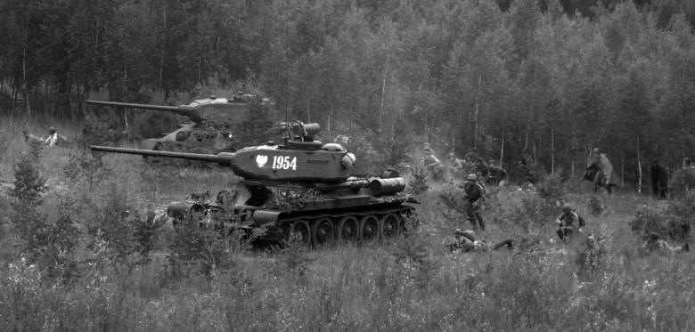 Łabiszyńska impreza jest jedną z najlepszych tego typu w kraju. Podczas jej trwania nie brakuje także czołgów.