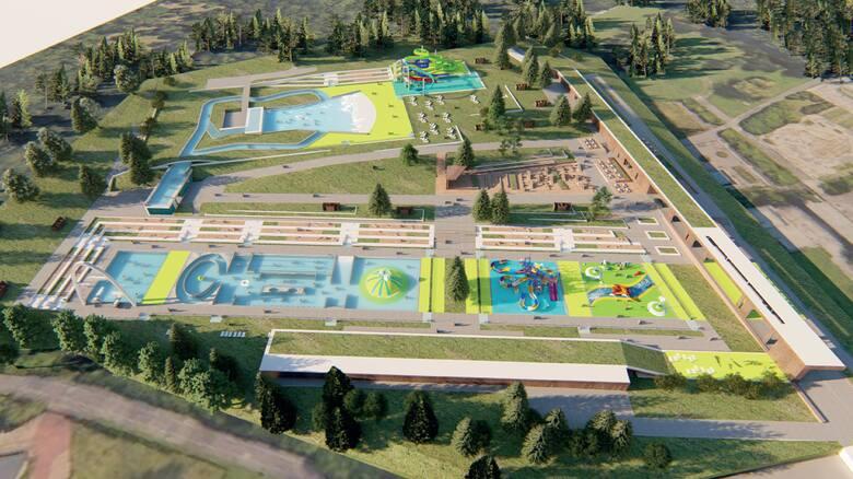 Nowa Fala powróci do Parku Śląskiego. Tak ma wyglądać. Zobaczcie wizualizacje